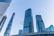 上海浦东城市高楼图片
