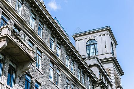 上海旅游复古建筑图片