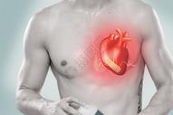 心脏疼痛图片