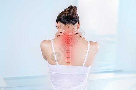 医疗脊椎疼痛关节炎图片