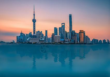 上海外滩东方明珠图片