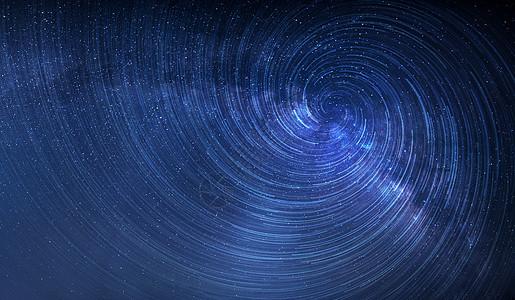 宇宙银河星空图片