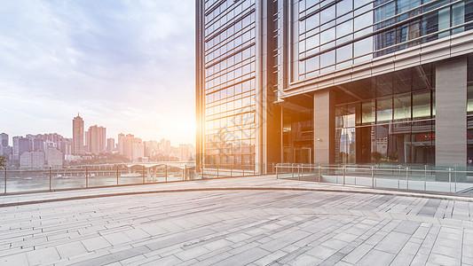 都市商务中心写字楼图片