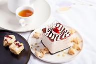 休闲蛋糕甜点下午茶图片