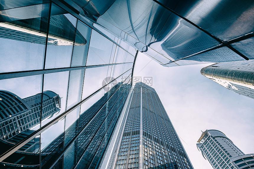 金融大廈外景图片
