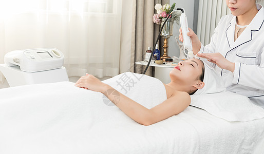 水光注射美容护肤保养图片