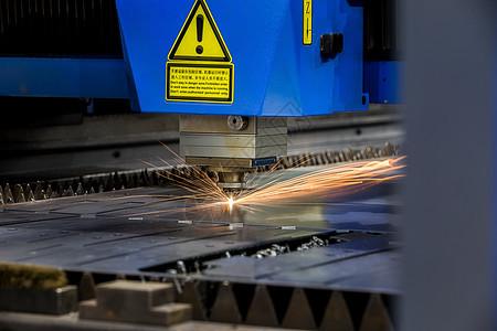 工厂车间切割机图片