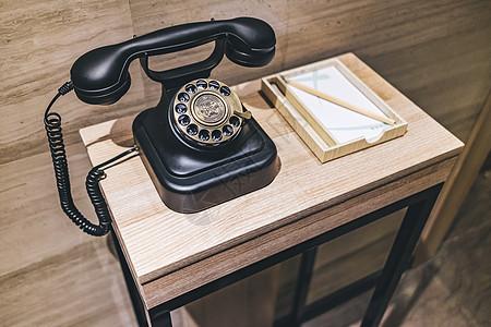 复古电话通信图片