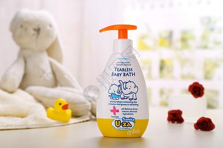 儿童洗护液图片