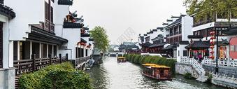 南京秦淮河图片