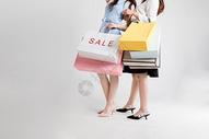 女性手提购物袋500729436图片