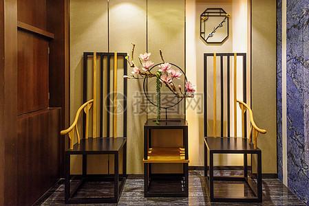 室内空间椅子装饰图片