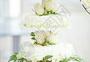 婚礼三层主蛋糕图片