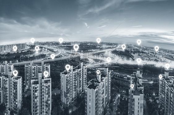 城市互联网信息化图片
