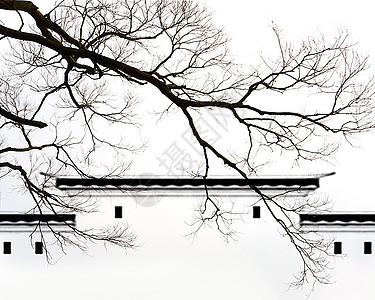中国风的江南诗意建筑图片