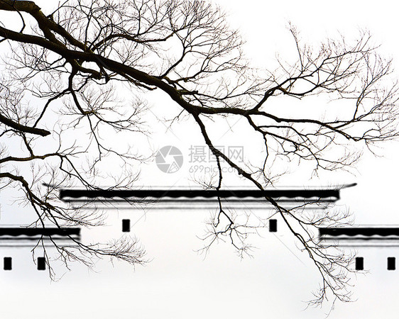 China风的江南诗意建筑picture