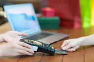 poss机信用卡支付图片