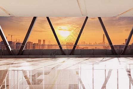 大窗户商务大楼图片