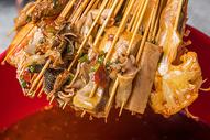 川菜冷锅钵钵鸡图片
