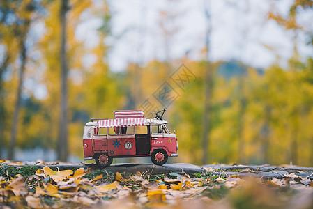 微观世界房车模型图片