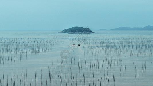 福建霞浦滩涂图片