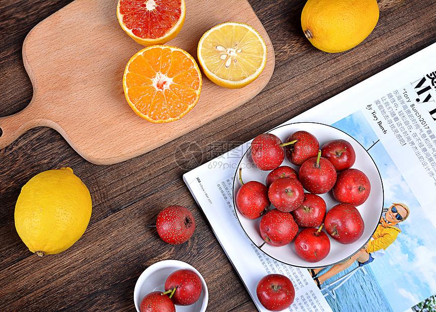 水果餐图片