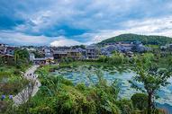 贵州省贵阳市青岩古镇风景图片