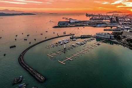 太子湾母港图片