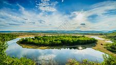 呼伦贝尔草原自然风光图片