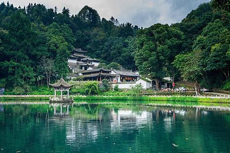 云南腾冲乡村图片