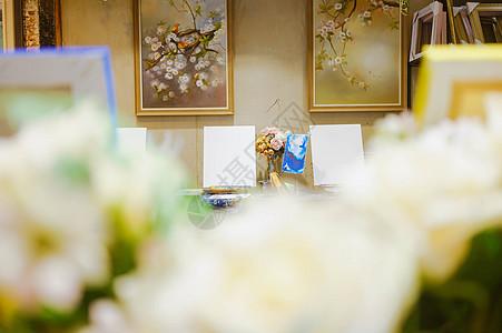 画室空间展示图片