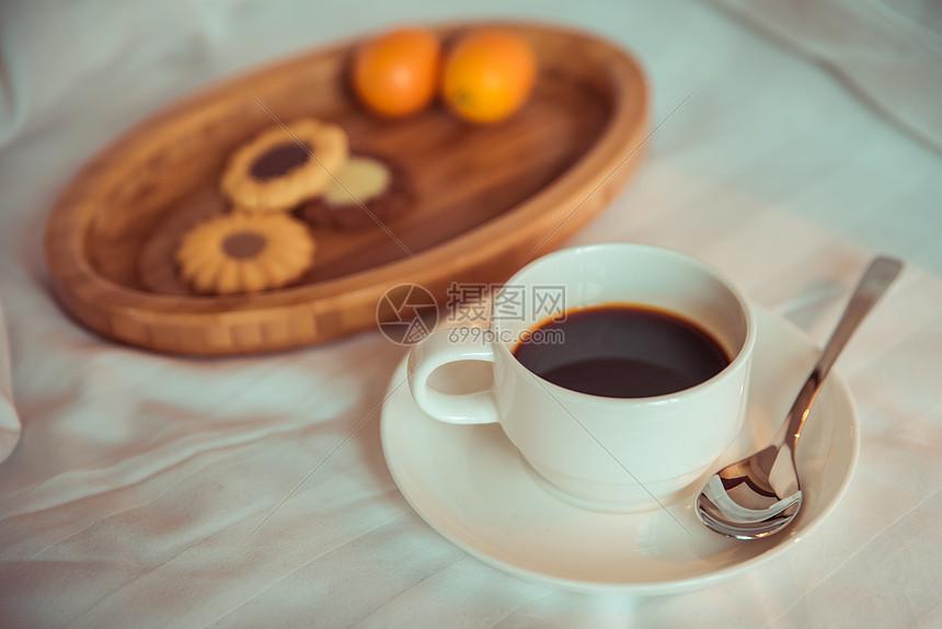 早餐咖啡图片