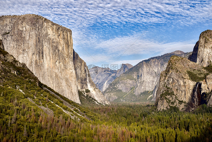 美国优胜美地国家公园图片