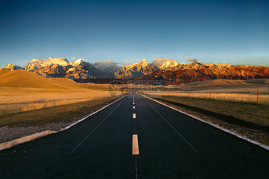 美国55号公路高清图_美国西海岸一号公路高清图片下载-正版图片500734508-摄图网