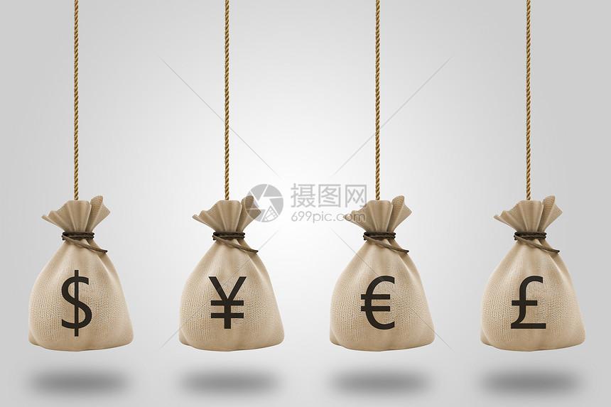 货币概念图片