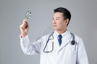 医生用放大镜图片