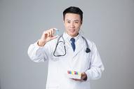 医疗人员医药研究图片