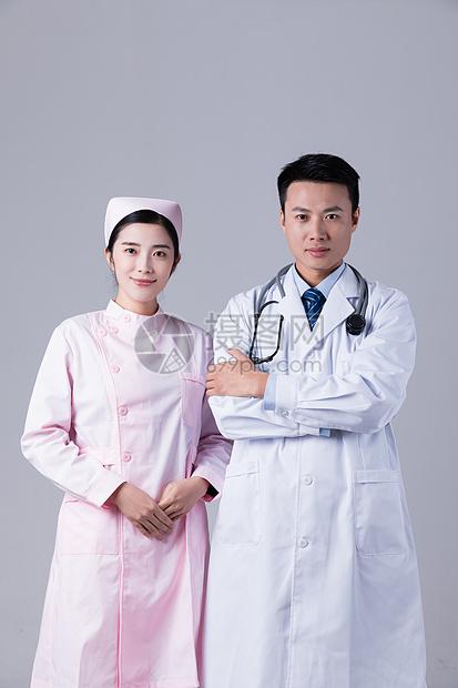 医生护士形象展示图片