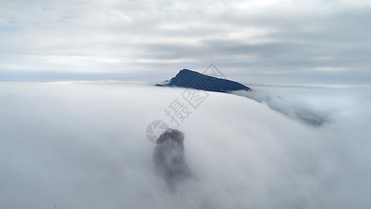 贵州梵净山风景区图片