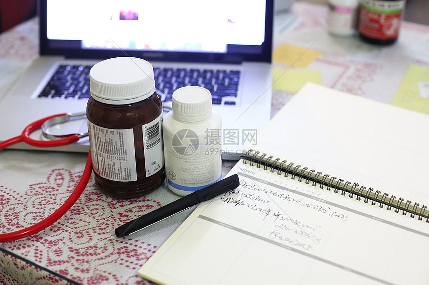 医疗必须的药物图片