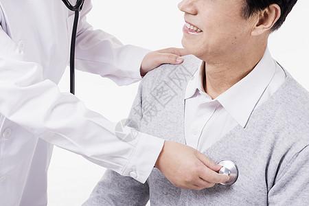 医疗听诊底图图片