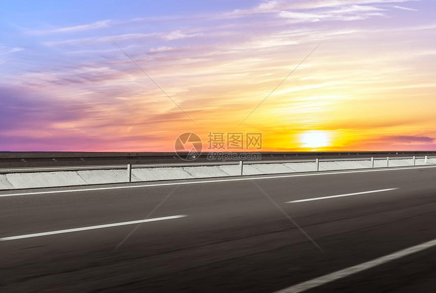 公路地面背景图片