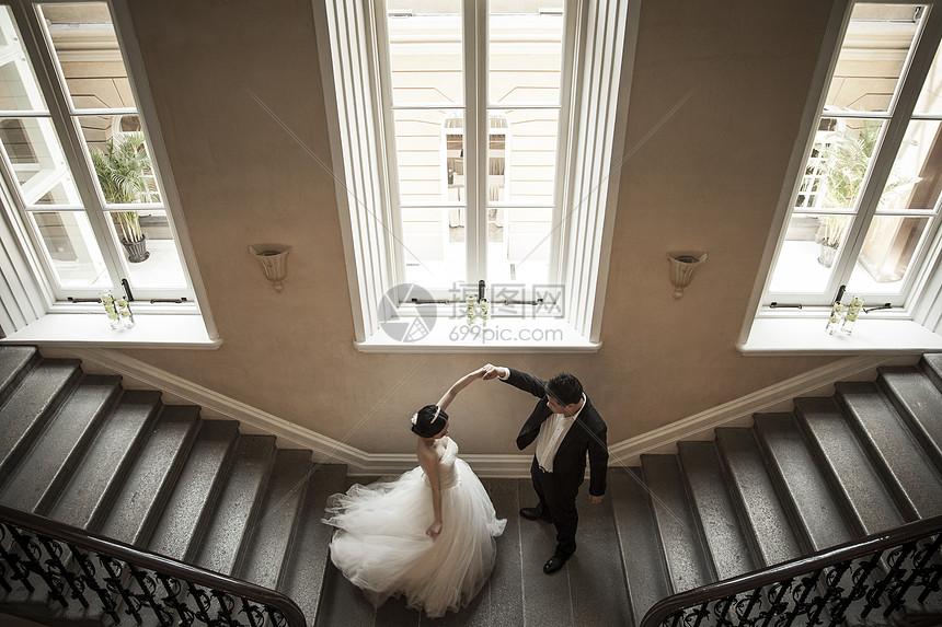 室内结婚照图片