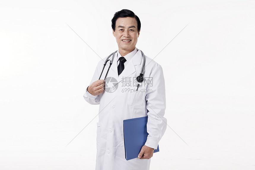 医生形象照底图图片