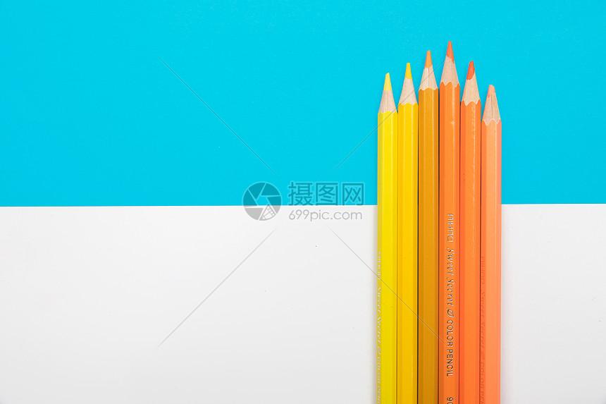 彩色铅笔图片