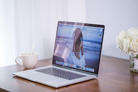 商务办公电脑桌面图片