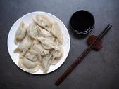 香喷喷的饺子图片