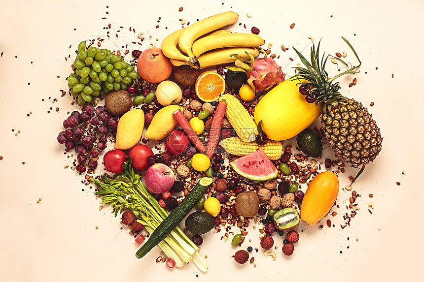 水果饮品图片