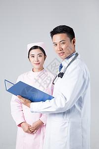 医生与护士形象照高清图片