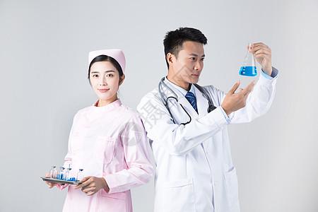 医疗人员图片